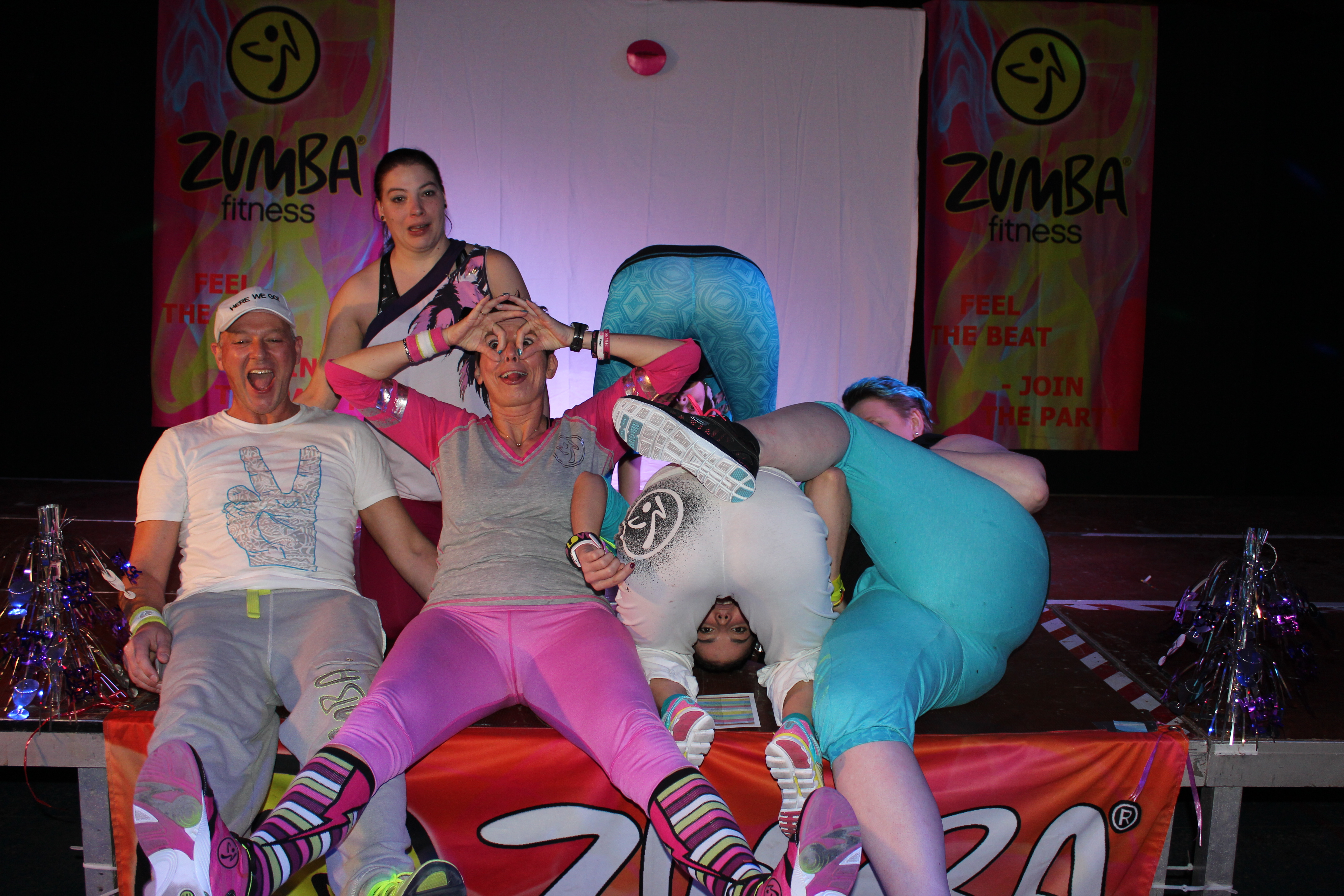 after christmas zumba 2014